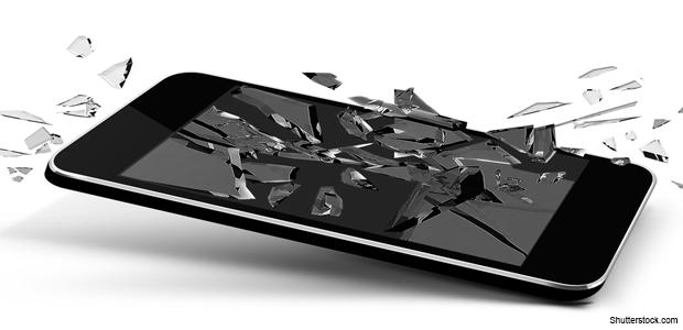 CrackedPhone