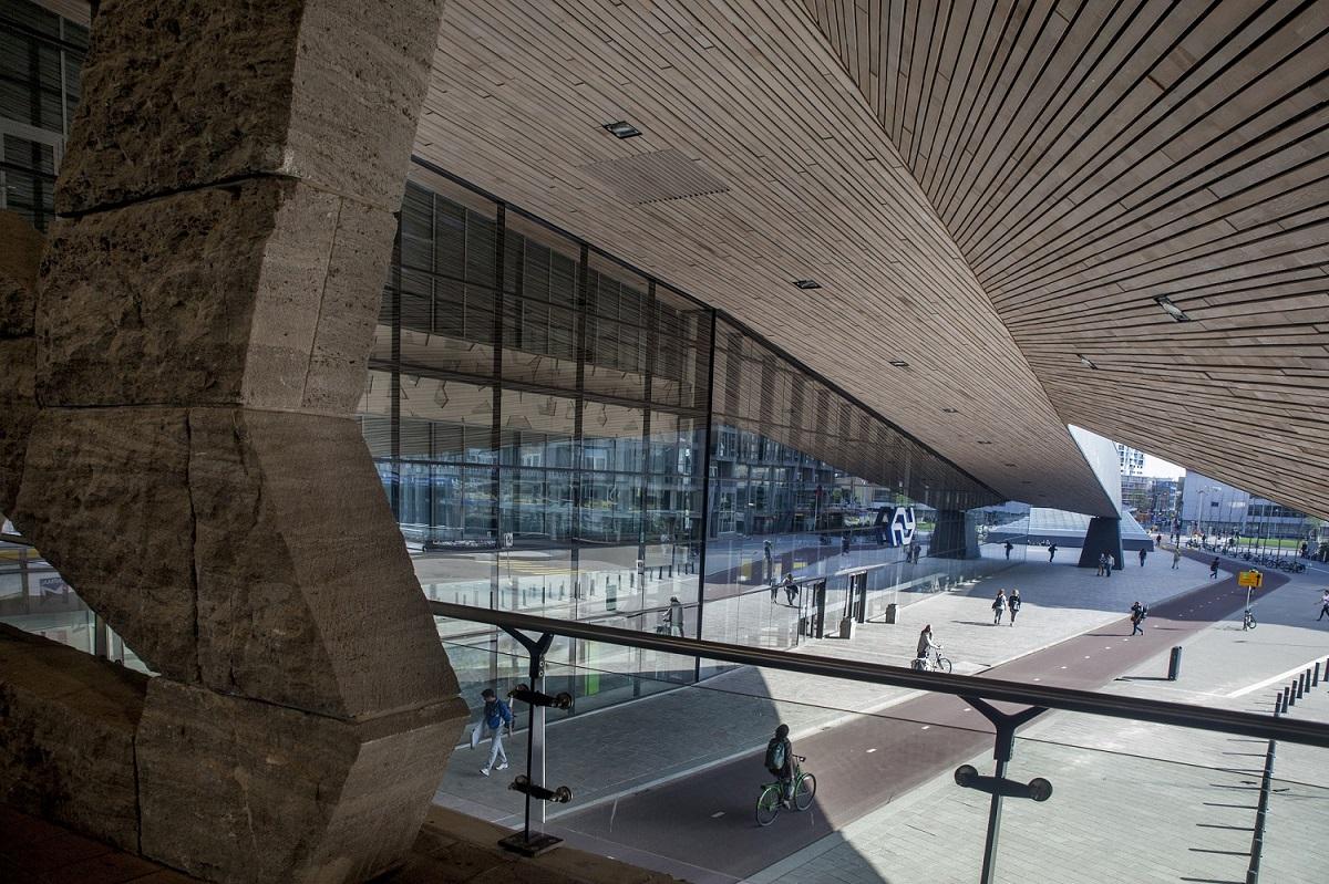 Vernieuwde CS Rotterdam