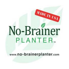 Logo - The No-Brainer Planter