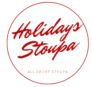 Holidays Stoupa LOGO