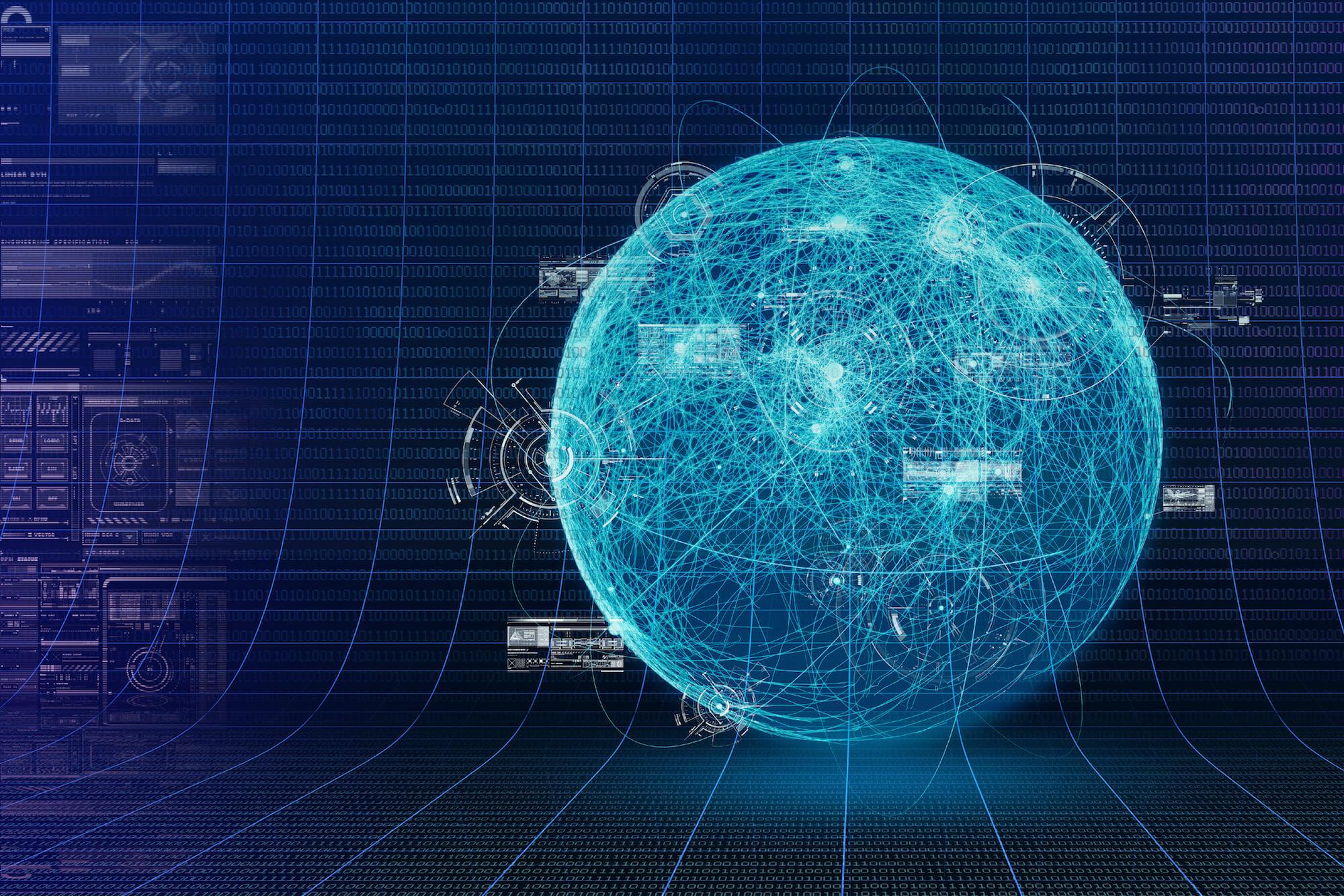 cyber-security-globe
