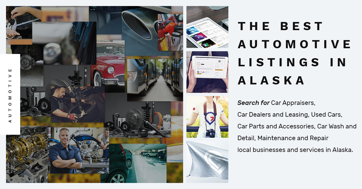 Discover Best Automotive Listings in Alaska on Nearbify USA