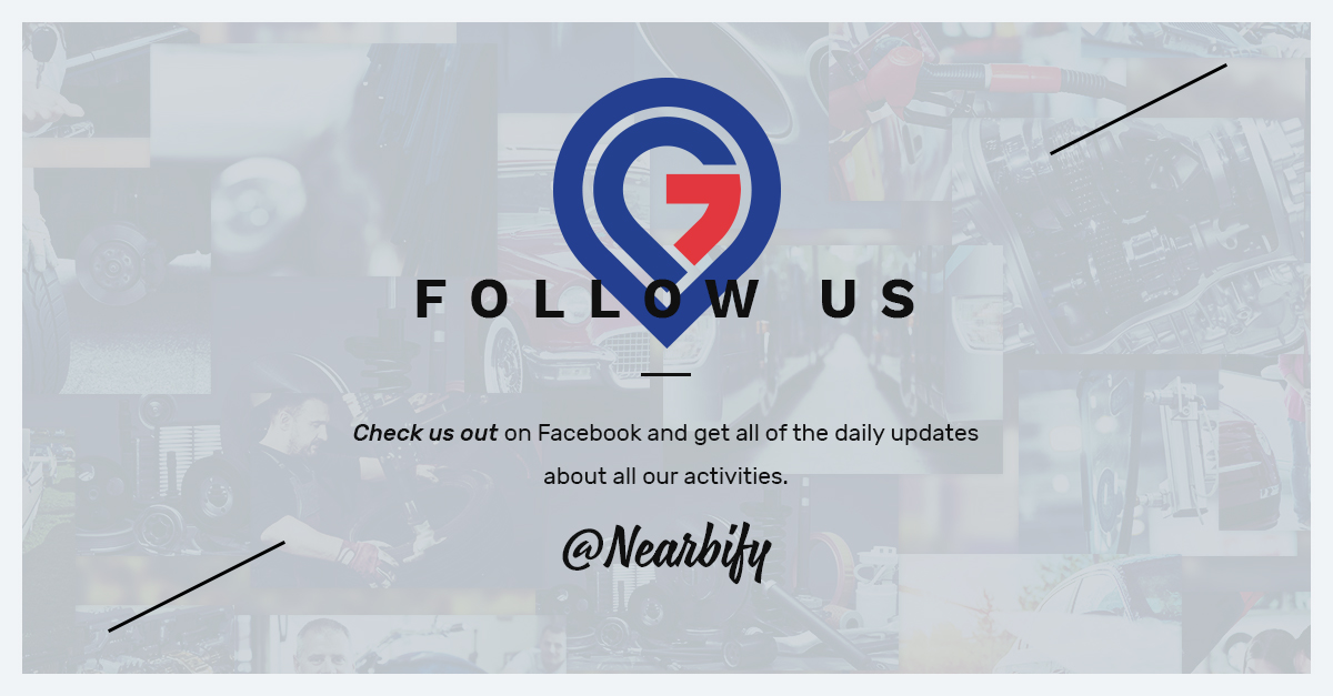Follow Nearbify on Facebook to get all of the daily updates