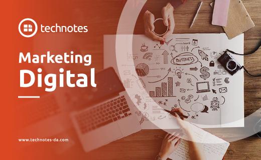 Marketing Digital - Technotes