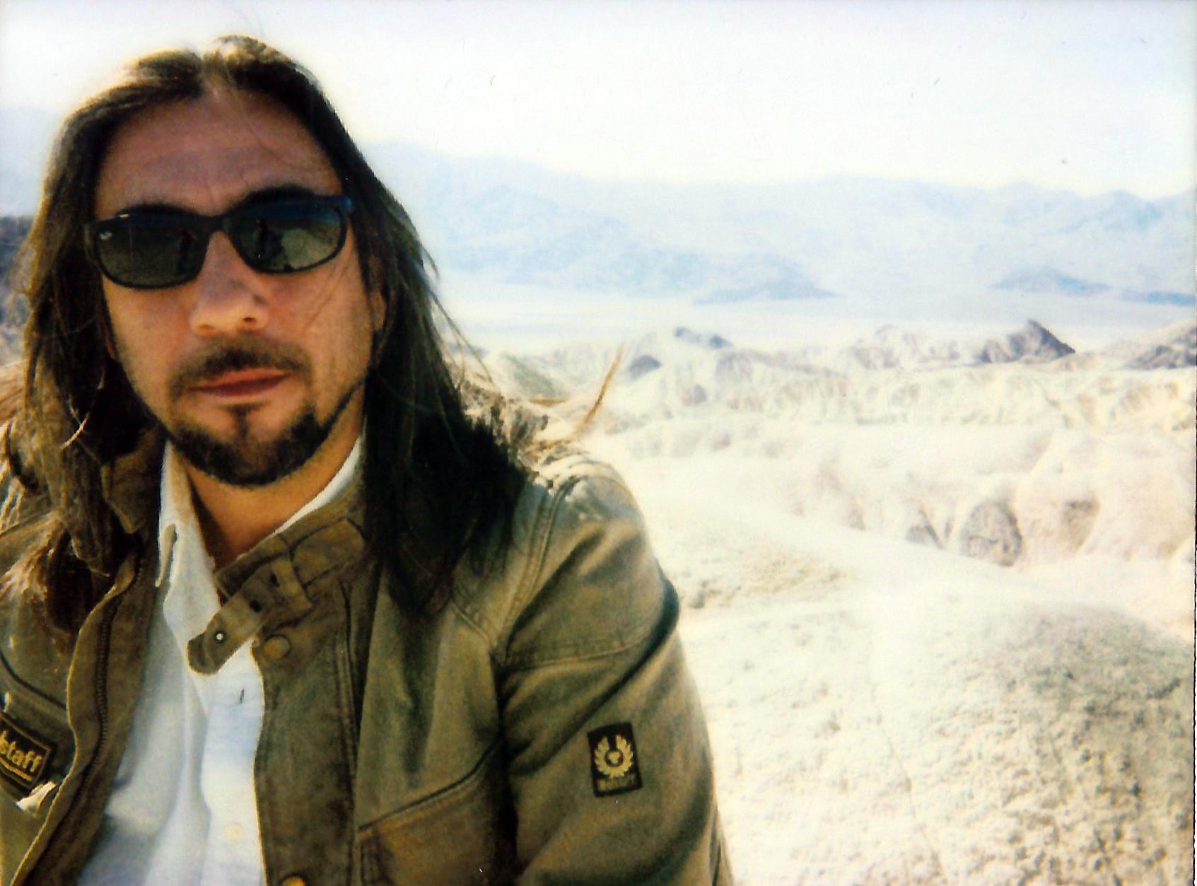 Max Cipicchia Death Valley-Armando Gallo