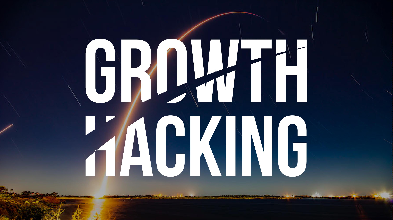 Growth Hacking Logo set Wallpaper presentation By ajansara (1)