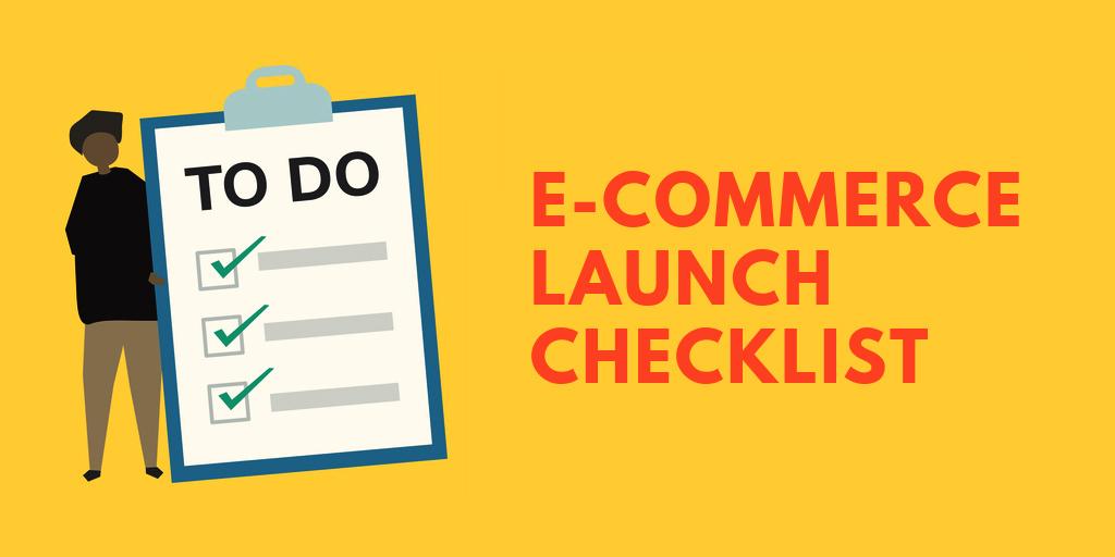 ecommerce-launch-checklist