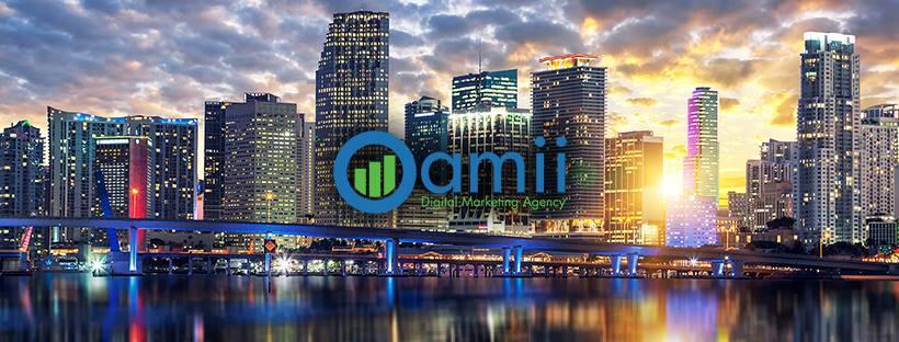 Oamii Digital Marketing Agency banner