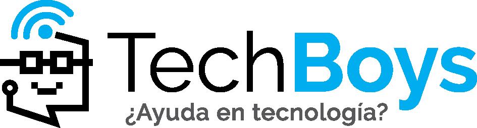Logo Techboys